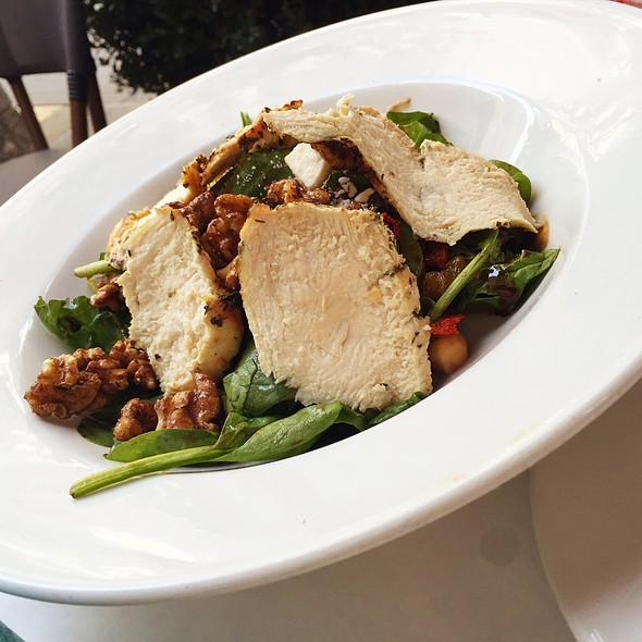 Spinach Salad - Morrell Wine Bar & Cafe, New York, NY