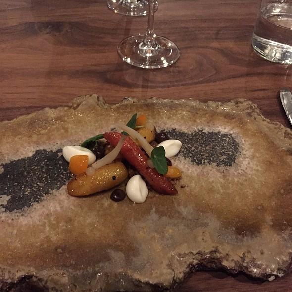 Carrot, Date, Urfa, Pecan - Mourad, San Francisco, CA