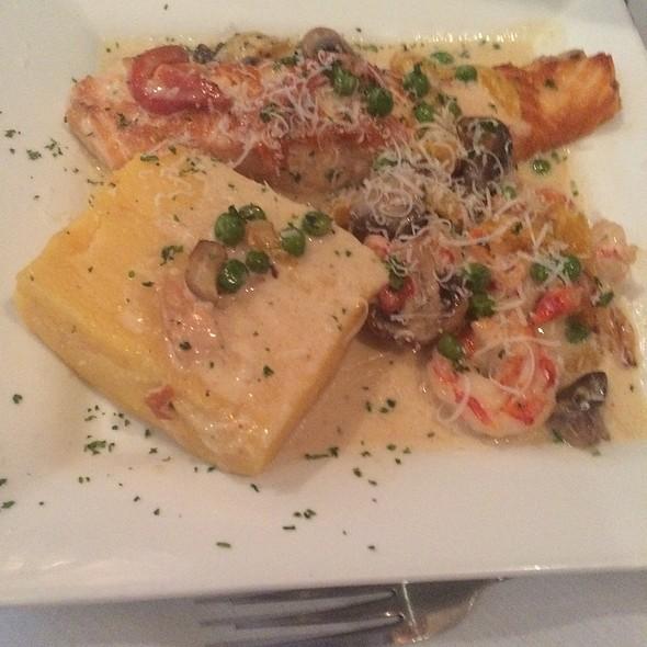 Salmon Alla Panna - Al Fresco Italian Restaurant, Newport News, VA