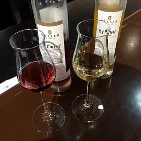 Icewine Tasting - Peller Estates Winery Restaurant, Niagara-on-the-Lake, ON