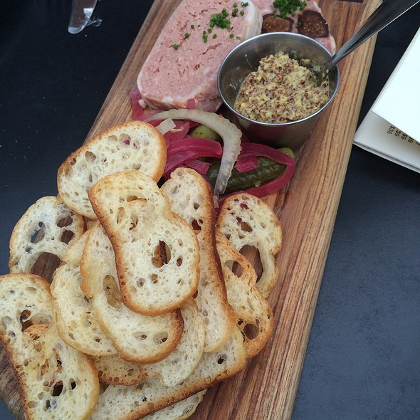 House-Made Terrines - Brasserie by Niche, St. Louis, MO