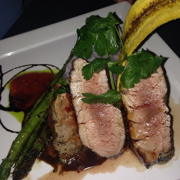 Pork Tenderloin - Selva Grill, Sarasota, FL