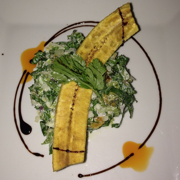Spanish Caesar Salad - Selva Grill, Sarasota, FL