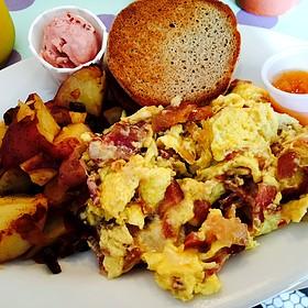 Cottage Breakfast - Kitchenette - Uptown, New York, NY