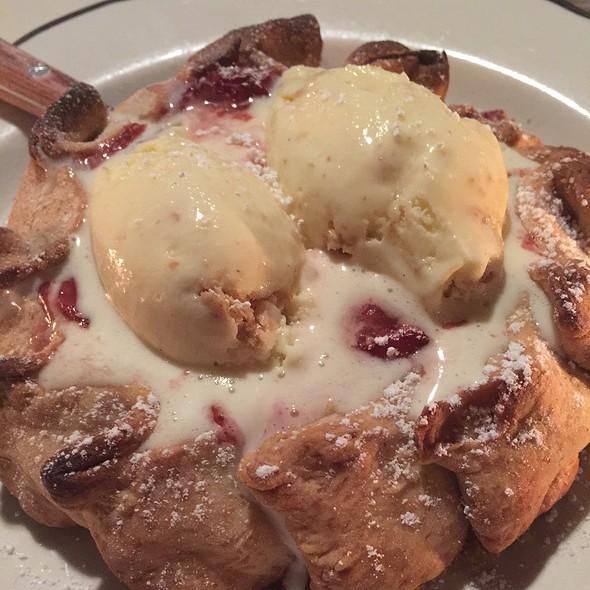 Strawberry Tart - Sfoglia, New York, NY