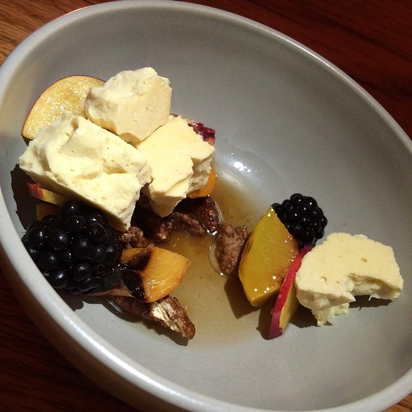 Sorghum Cheesecake - Niche, Clayton, MO