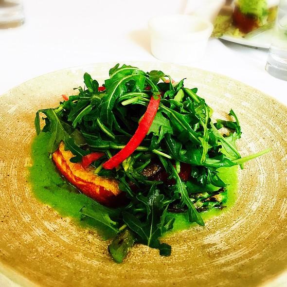 Arugula Salad - New Leaf Restaurant & Bar, New York, NY
