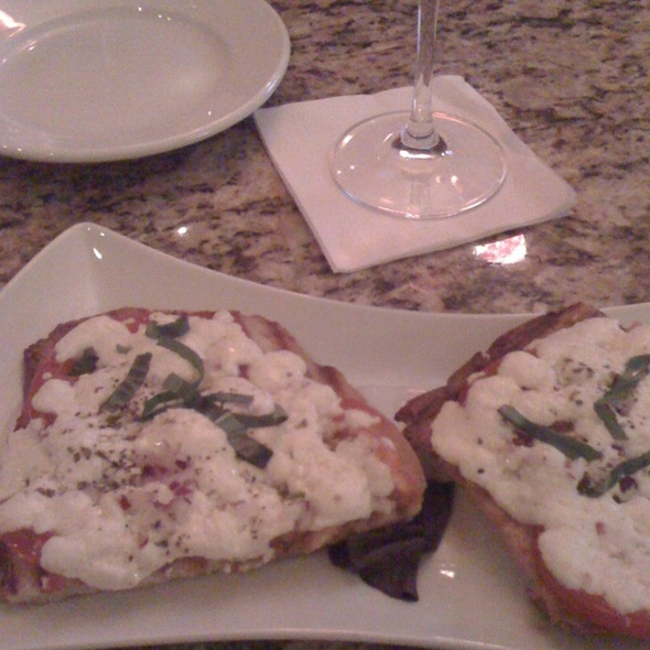 Bruschetta Al Caprese - Teca Restaurant & Wine Bar, West Chester, PA
