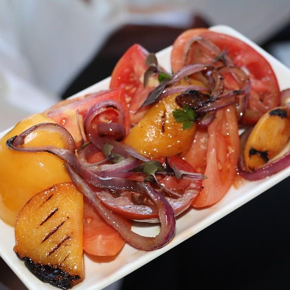 Heirloom Tomatoes - Grill 23 & Bar, Boston, MA
