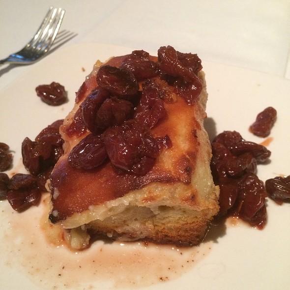 St. Louis Butter Cake - Zins Restaurant, Cedar Rapids, IA