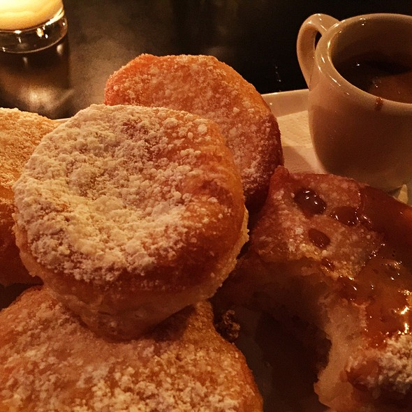 Beignets - Jazz Standard, New York, NY