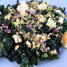 Kale Salad - Marisol at the Cliffs Resort, Pismo Beach, CA