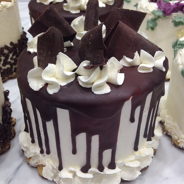 Whole Foods Chocolate Eruption Cake Food