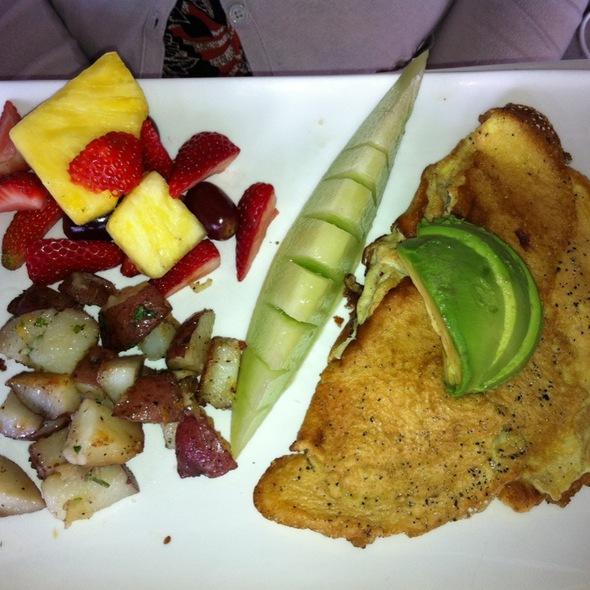 Crab Omelette - Fiore, Concord, CA