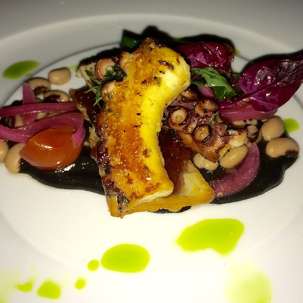 Grilled Octopus - 42, White Plains, NY
