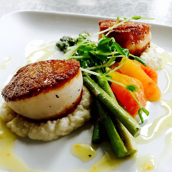 Scallops - State Street Grill, Clarks Summit, PA