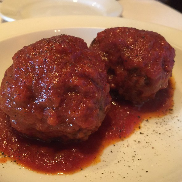 Meatballs - Grissini, Englewood Cliffs, NJ