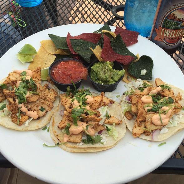 street tacos - Solid Grill & Bar, Boise, ID