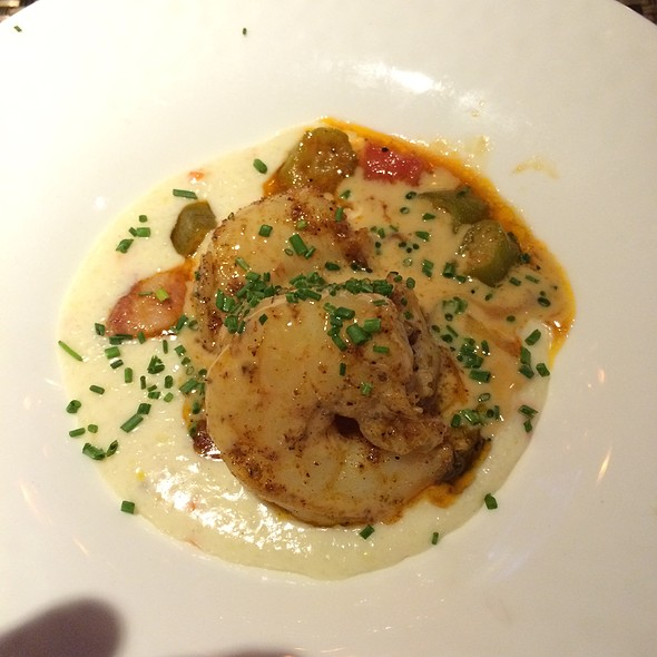 Shrimp and Grits - Scape American Bistro, St. Louis, MO