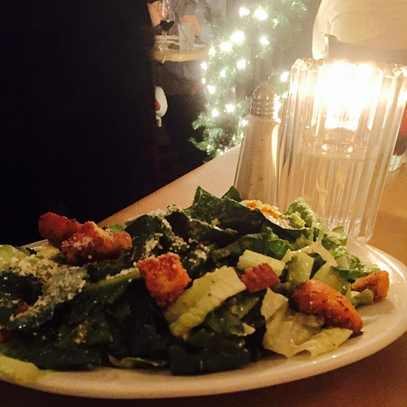 Caesar Salad - The Little Village - Downtown, Baton Rouge, LA