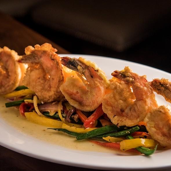 Jumbo Shrimp Francese - Trattoria Il Mulino - Nashville, Nashville, TN
