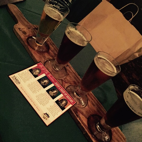 Alexander Hamilton's Federalist Ale - City Tavern, Philadelphia, PA