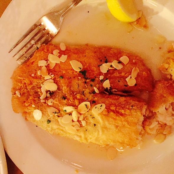 Fish Almondine - The Little Village - Downtown, Baton Rouge, LA