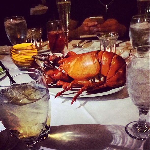 5 Pound Lobster - Grand Concourse, Pittsburgh, PA