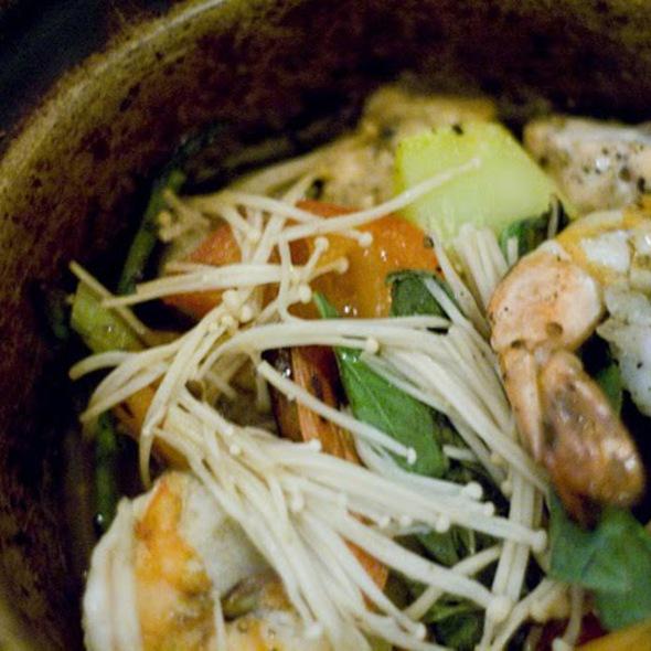 Seafood Donabe - Shabu, Park City, UT
