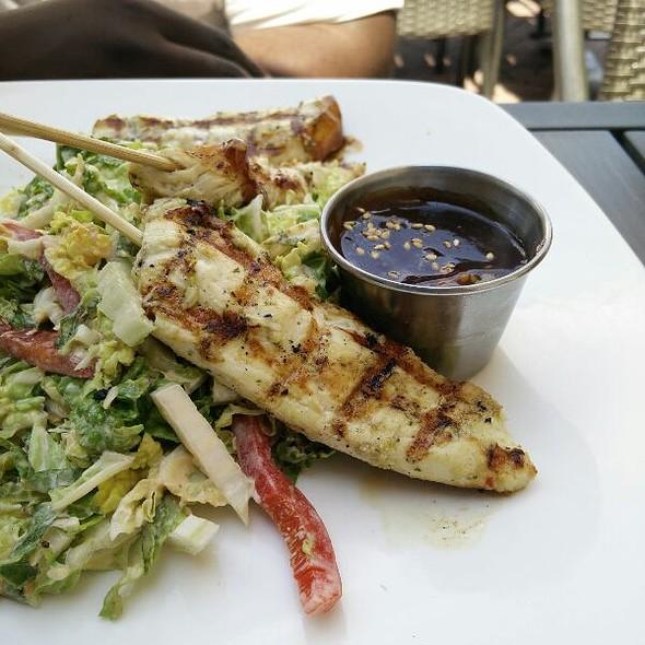 Chicken satay - Kona Grill - Boca Park, Las Vegas, NV