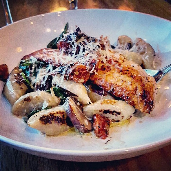 Salmon Florentine - Indulge Bistro and Wine Bar - Golden, Golden, CO