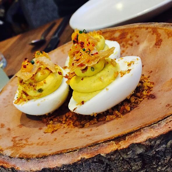 Deviled Eggs - Mourad, San Francisco, CA