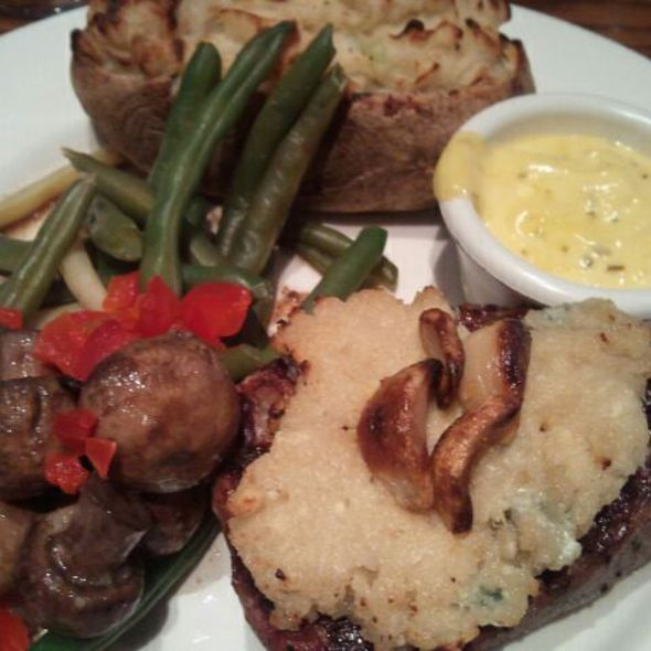 Blue Cheese Steak - The Keg Steakhouse + Bar - Red Deer, Red Deer, AB