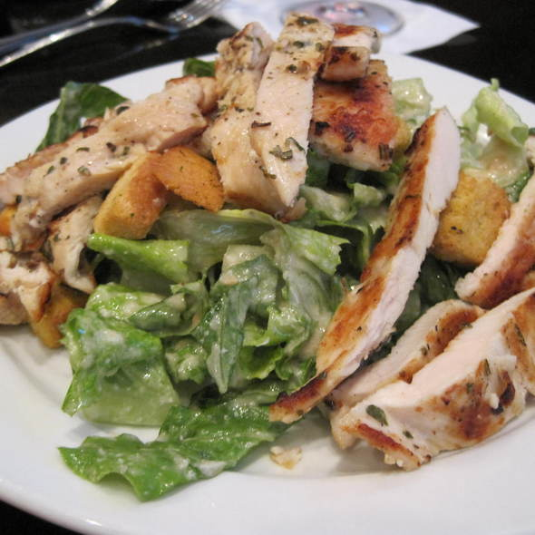 Chicken Caesar Salad - Pasta Lovers Trattoria, New York, NY