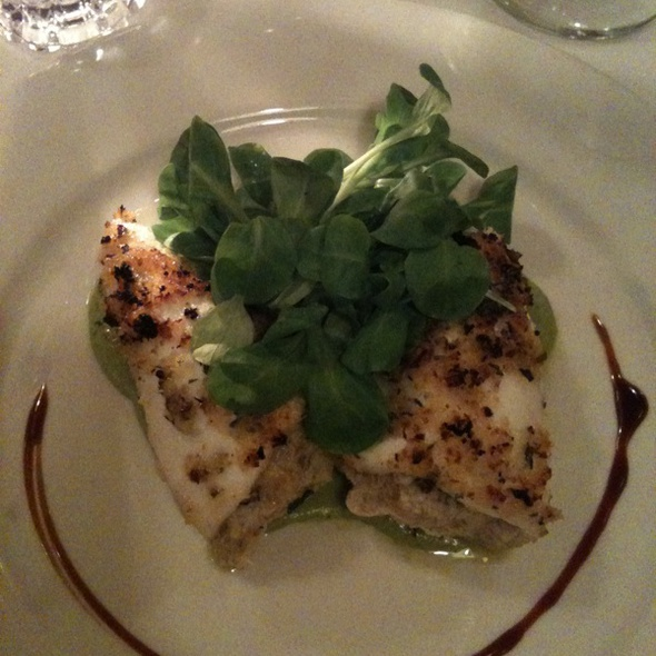 Stuffed Calamari - Amata, New York, NY