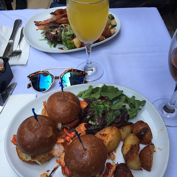 Lobster Sliders - Paradou, New York, NY
