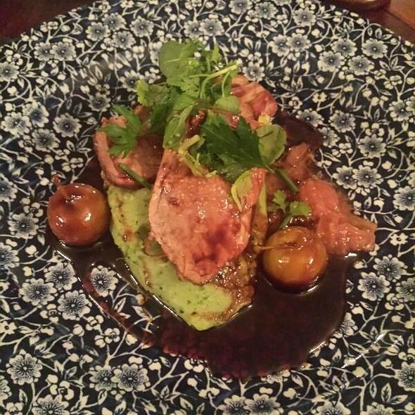 Pork Tenderloin - The Albion, London
