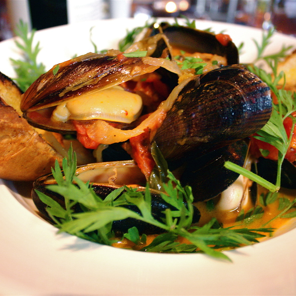 Black Mussels - The Valley Kitchen, Carmel, CA
