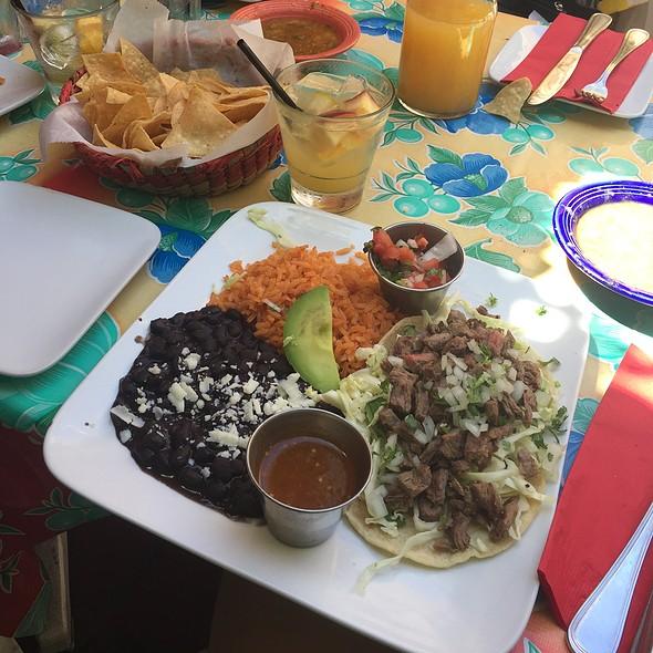 Carne Asada Tacos - Lula Cocina, Santa Monica, CA