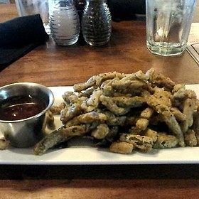 Cactus Fries - Barking Frog, Woodinville, WA