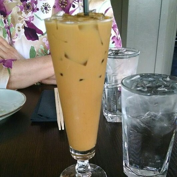 Vietnamese Iced Coffee - Three Seasons, Palo Alto, CA