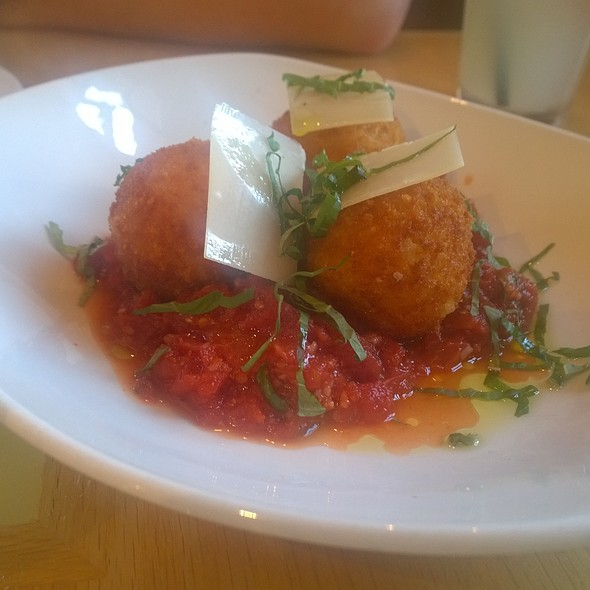 Arancini - Brickworks American Bistro + Pizza, Palm Springs, CA