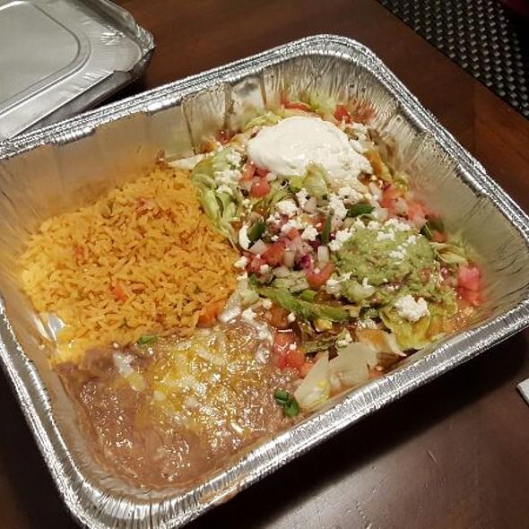 Ayotli Mexican Restaurant Menu