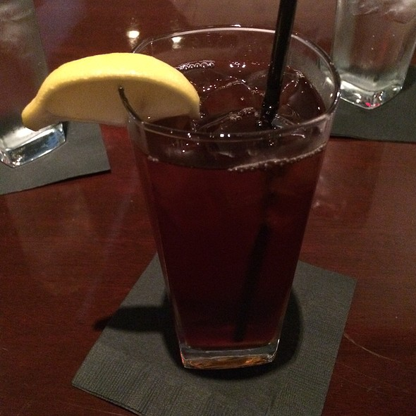 Unsweetened Iced Tea - Midtown Grille, Raleigh, NC