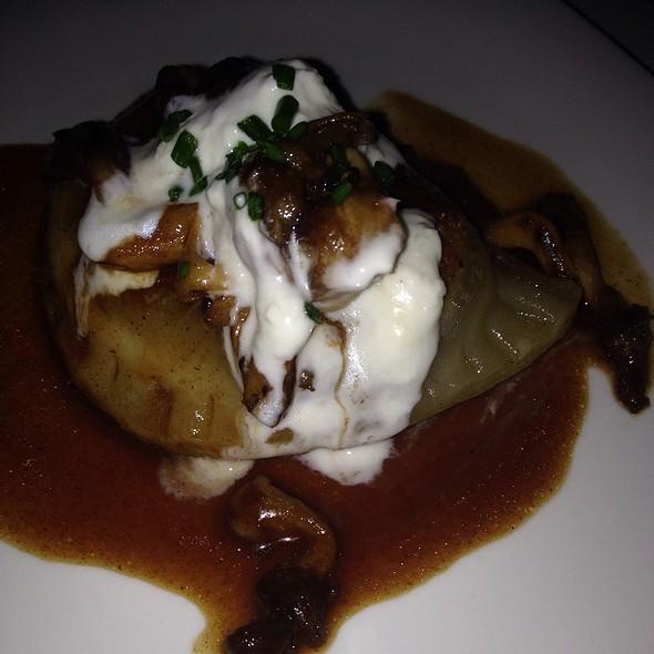 Beef Cheek Perogi  - Lola - A Michael Symon Restaurant, Cleveland, OH