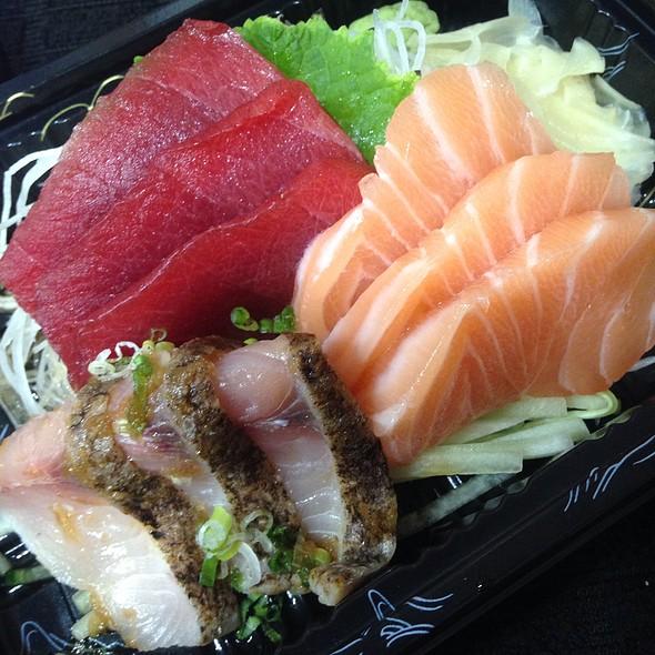 Sashimi Lunch - New Ichiro, New York, NY