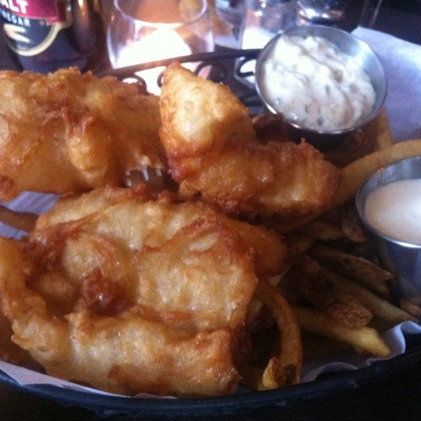 Fish and Chips - Blue Haven, New York, NY