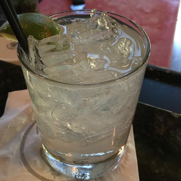 Gin & Tonic - Steelhead Diner, Seattle, WA