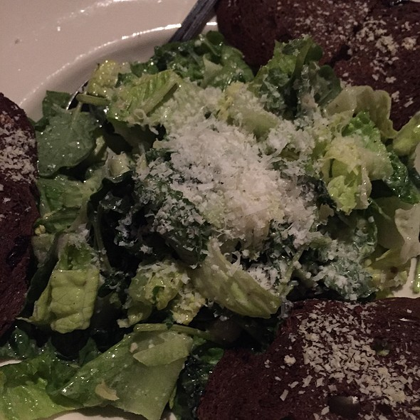 Caesar Salad - Meddlesome Moth, Dallas, TX
