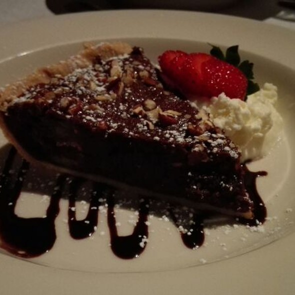 Pecan Brownie Pie - Meddlesome Moth, Dallas, TX